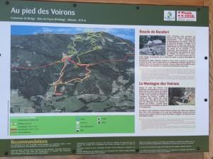 Geocaching aux Voirons