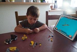 Premier Lego Technic