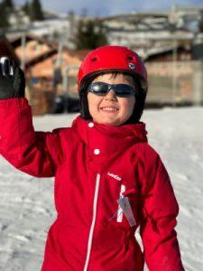 Esteban au Ski - Heure 3