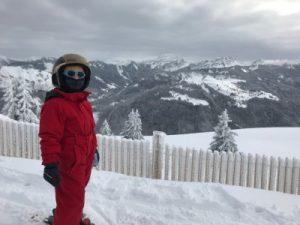 Reprise Ski à Hirmentaz