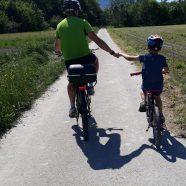 30 kms de Ballade en Vélo en Suisse – Esteban – 063019