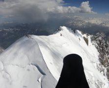 Le Mont Blanc en Parapente – 4887m max – 062019