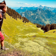 Mont Billiat avec Esteban – 052020