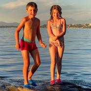 Au lac en amoureux avec Léna – 072020