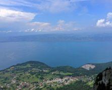 Tour des Mémises et Mont César – 800D+ 11kms – 062015