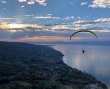 Pointe de Pelluaz – Lugrin – Lac Léman – Parapente – 102018