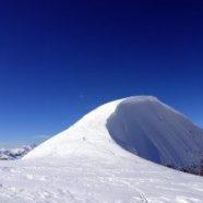 Tête de Bostan ski rando – vue aérienne à 360° – 2406m – 032018