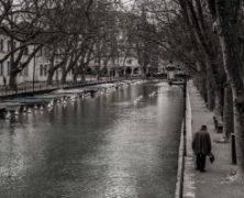 Annecy et ses nuages – 042016