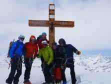 Alphubel – Suisse – 4206m – 042018