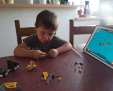 Premier Lego Technic – 092016