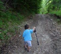 Mont Forchat avec Esteban – 062014