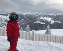 Reprise du ski des enfants : première journée : Ouverture-Fermeture de la station ! – 122017